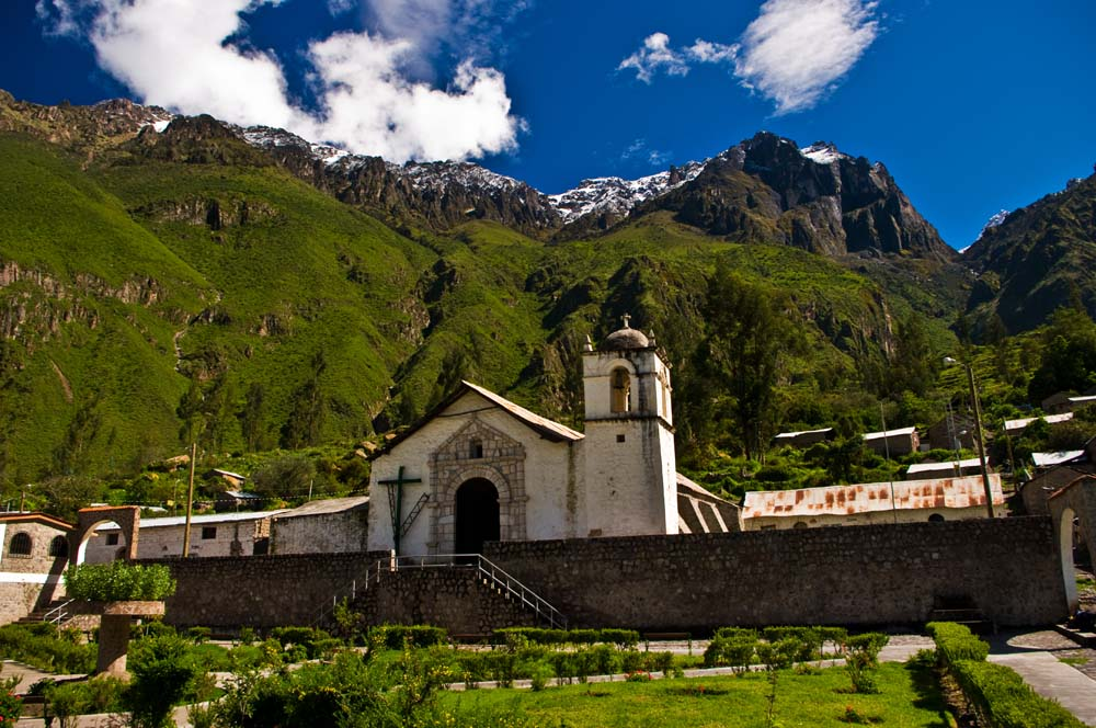 Cestovanie po Peru Tapay