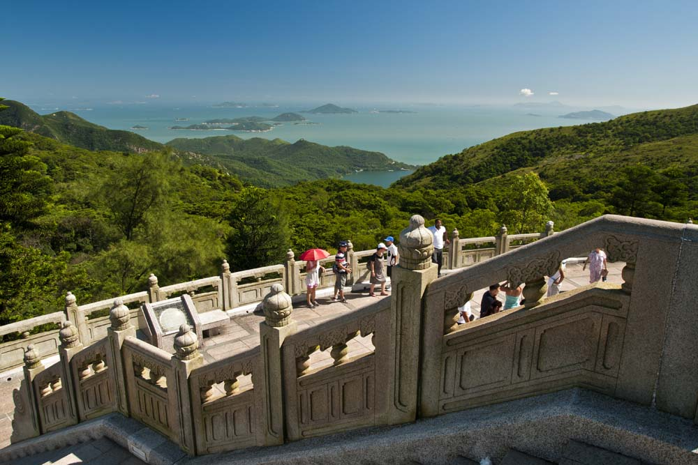 Cestovanie po Hongkongu