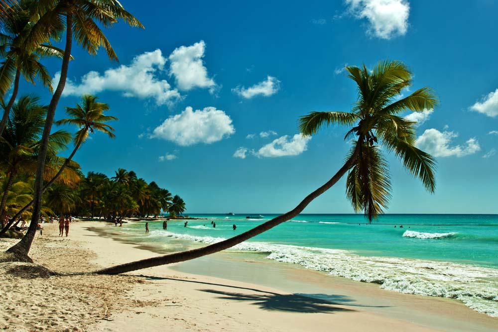 Cestovanie po Dominikánskej Republike Saona