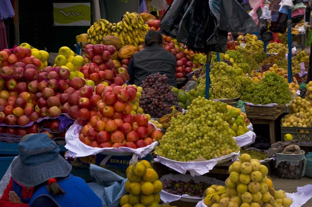 Cestovanie po Bolívii market