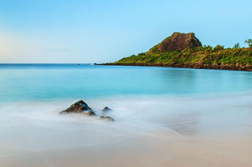 Pláže na Taiwane