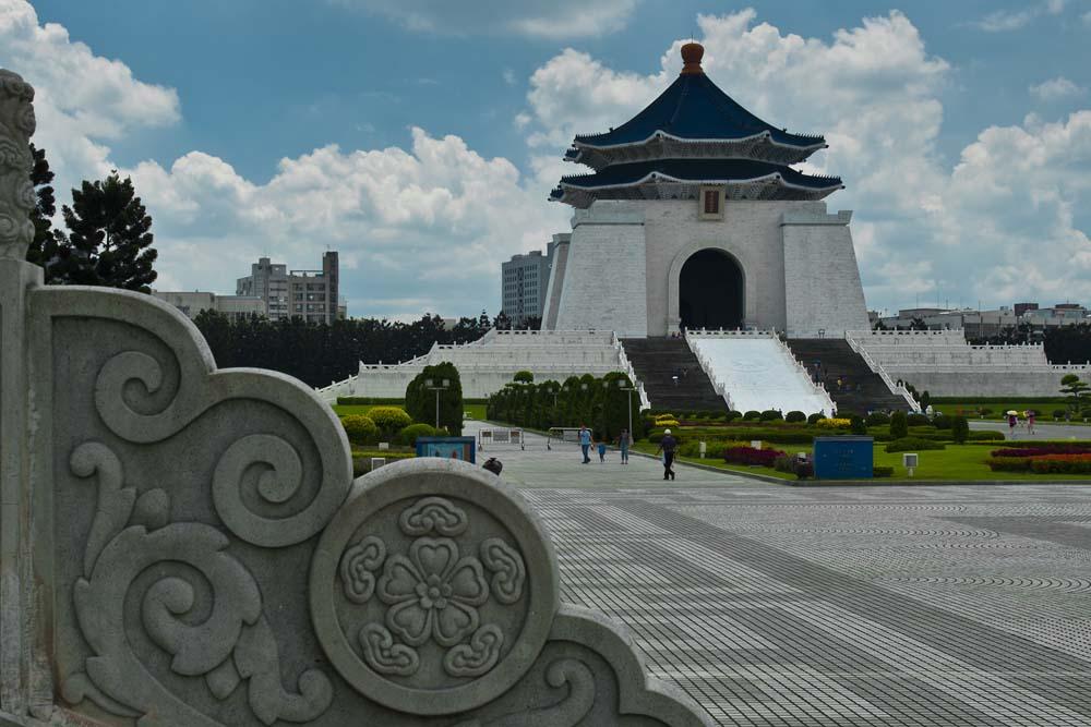 Cestovanie po Taiwane Taipei