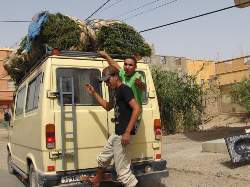 Cestovanie po Maroku