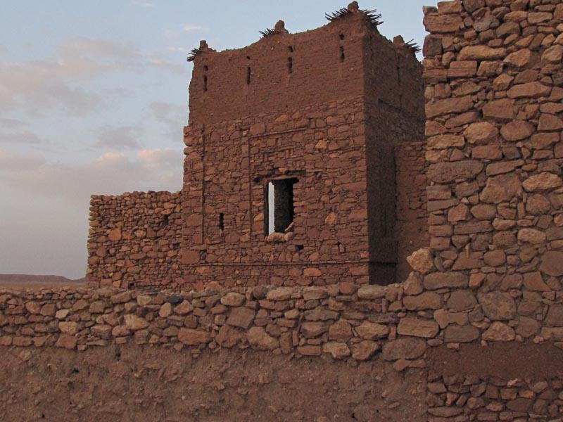 Cestovanie po Maroku Ait Bin Hadau