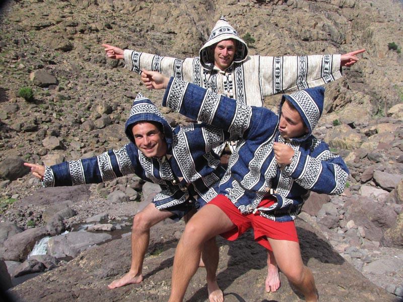 Cestovanie po Maroku Atlas