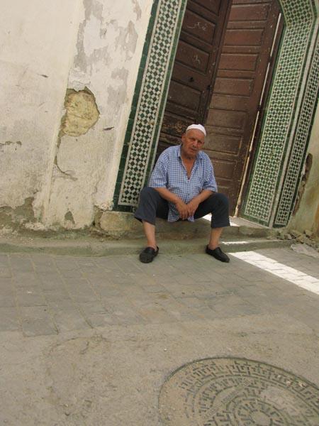 Cestovanie po Maroku Fez