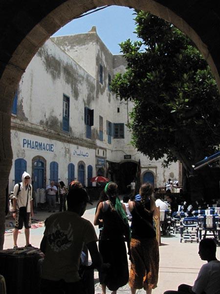 Cestovanie po Maroku Essaauira