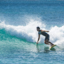 Surfing in Kenting