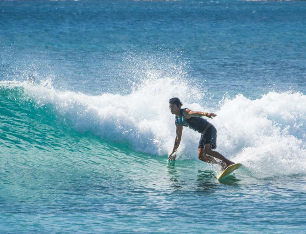 Surfing in Kenting. Of course yes.