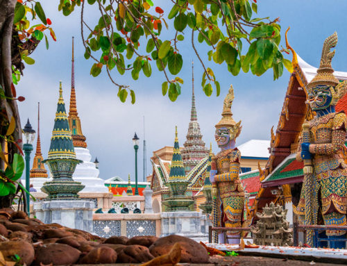 Recept na Bangkok