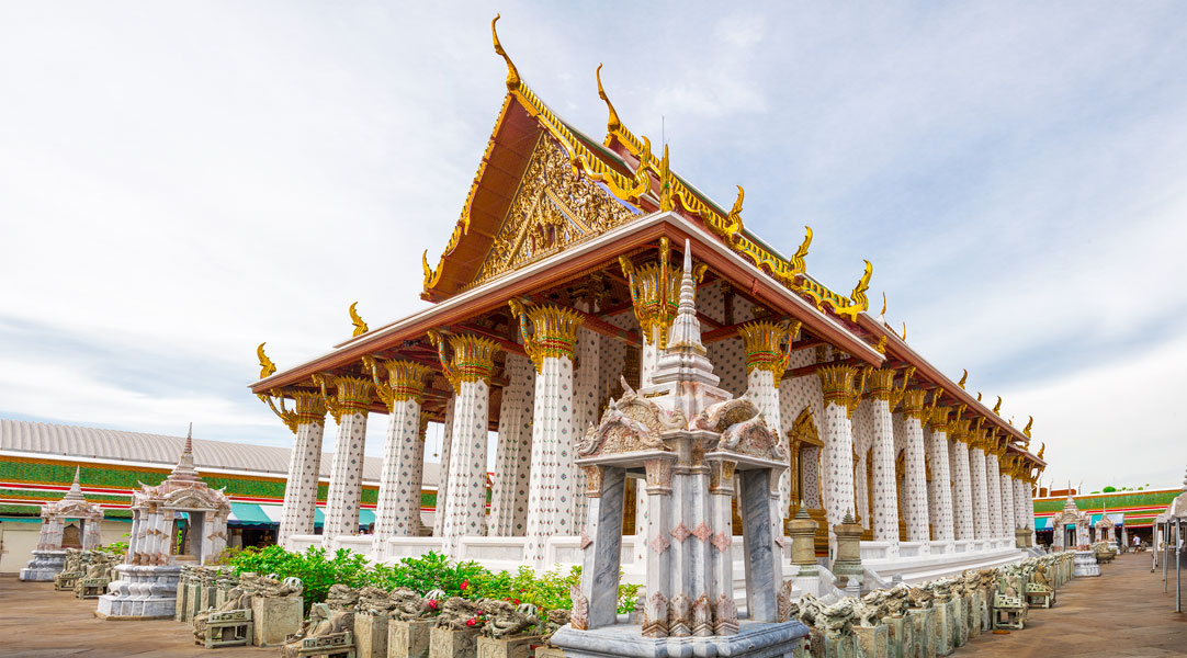 Bangkok pano