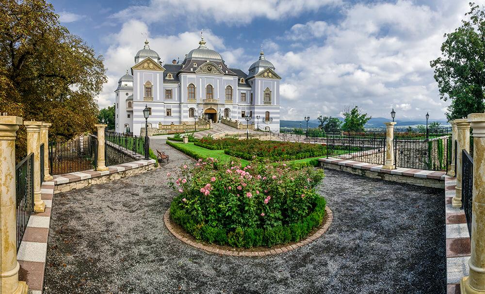 Výlety po Slovensku Halič