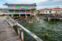 Brunej mestečko