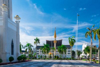 Brunej okolie