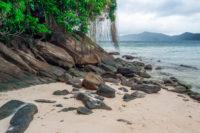 Kota Kinabalu Mamutik rain