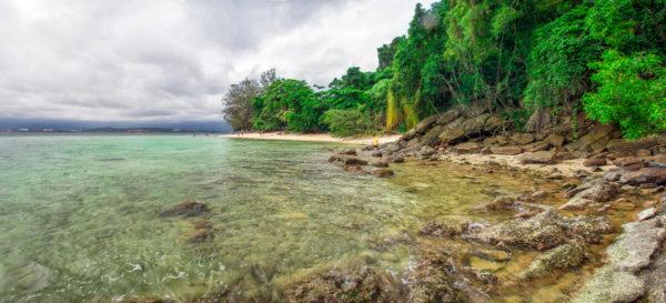 Kota Kinabalu Mamutik Island