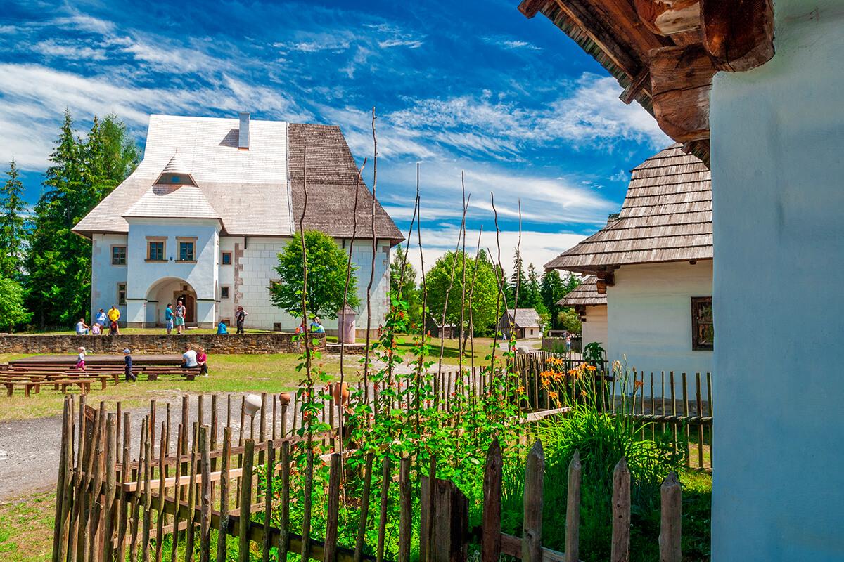 Turistika na Slovensku Demänovská dolina