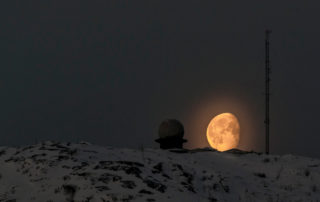 Polárne Safari mesiac