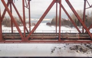 Transsibírska magistrála železnica