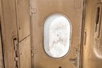 Transsibírska magistrála vagón