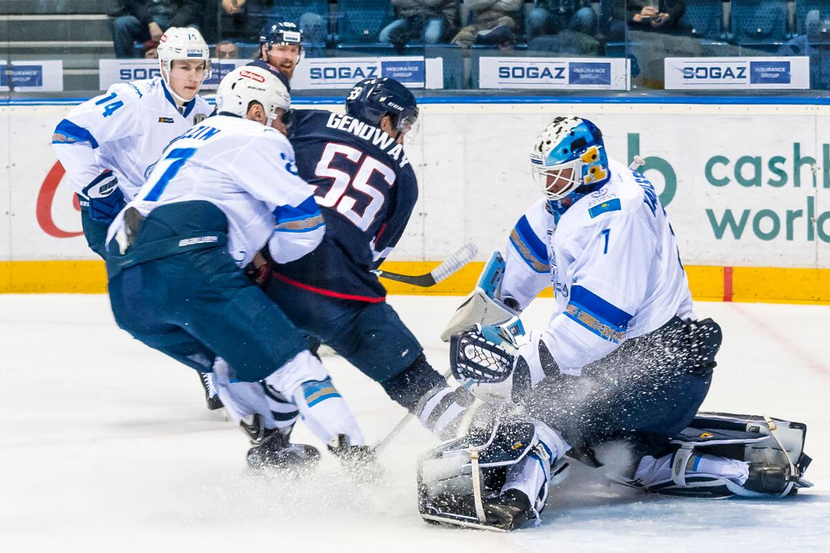 Slovan Bratislava KHL ani táto neprešla