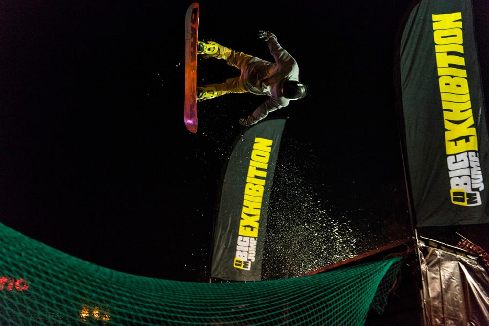December na Slovensku Big Jump Zilina