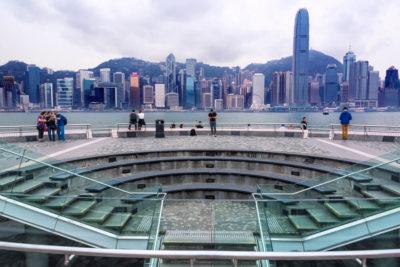 Hongkong z Kowloonu