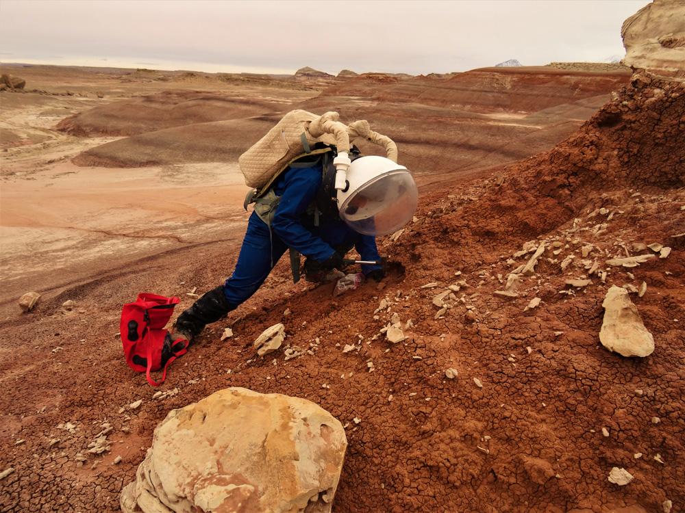 Ako sa dostať na Mars