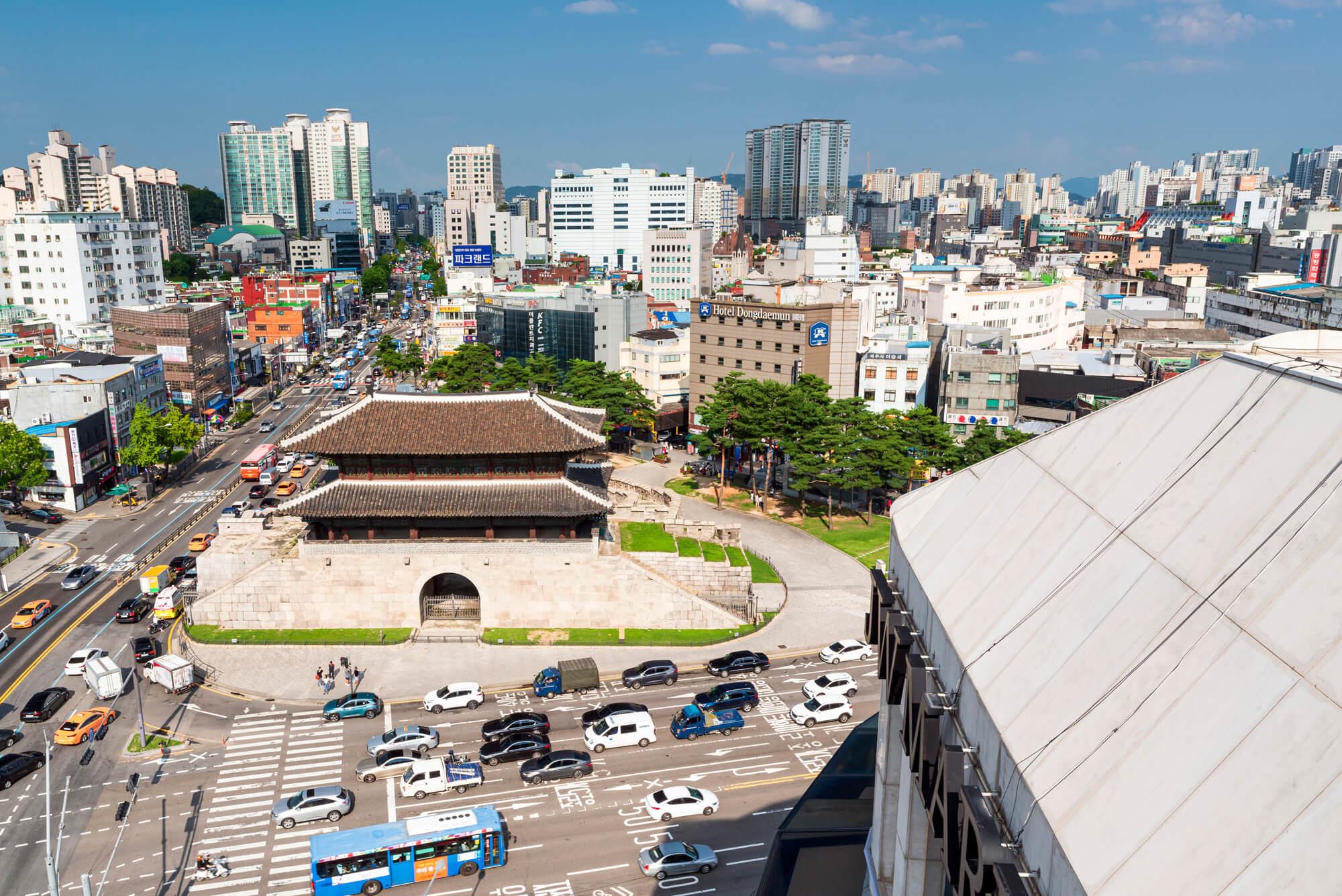 Južná Kórea hlavné mesto