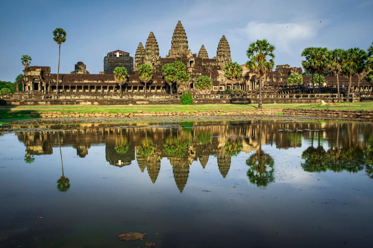 Kambodža aj jej poklad v Siem Reap