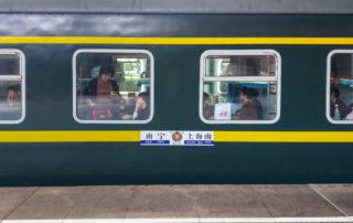 Čína je prepojená aj vlakovou sieťou